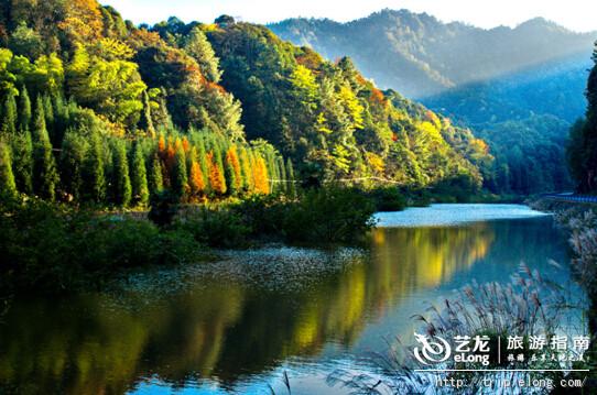 重庆唯一全国少有富硒富氧休闲胜地