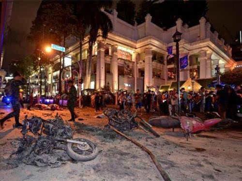 视频:泰国警方逮捕曼谷爆炸案嫌疑人