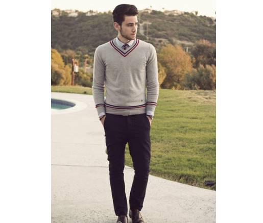 25-40岁男人怎样穿衣打扮才有气质?图片