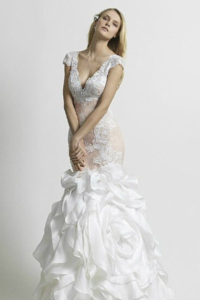十二星座专属定制婚纱礼服
