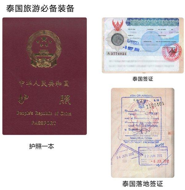办理泰国签证详细流程有哪些?(扫盲篇)