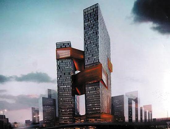 """建筑艺术设计大师马克·菲舍尔担纲,创意灵感来源于中国传统文化精髓"""""""