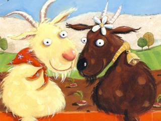 no.25:两只羊的故事图片