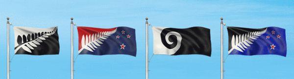 【纽澳】新西兰20日将公投换国旗:六成人不愿换