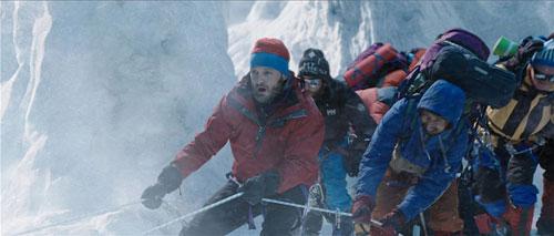 《绝命海拔》成为了本届威尼斯开幕片
