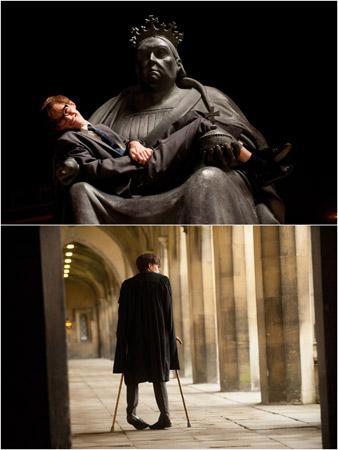 """""""小雀斑""""善于挑战高难度,在《万物理论》中饰演霍金让他获得了奥斯卡最佳男主角"""