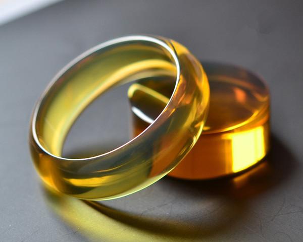 欧式蜜蜡戒指镶嵌图片