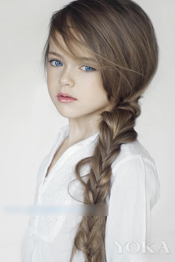世界第一美少女俄罗斯9岁女孩