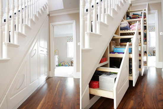 武汉居然顶层设计会所|走在创意里的阁楼楼梯设计图片