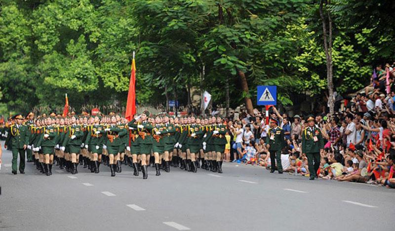 越南约三万人参加国庆70周年v国庆(视频高清)凯迪拉克xt5组图图片