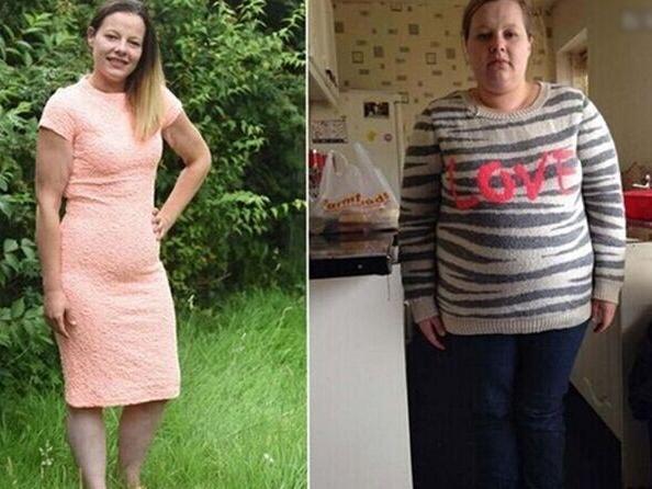 女子停喝可樂減100斤,那不喝可樂的怎么辦?圖片