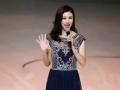 《搜狐视频综艺饭片花》李嘉欣透视装美呆众人 童谣被设计师坑惨遭淘汰