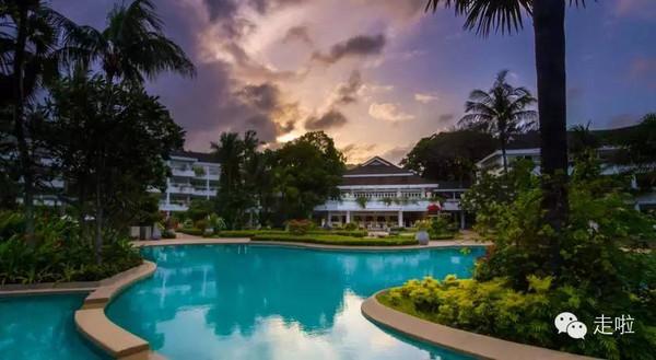 普吉岛塔旺棕榈海滩度假酒店五星推荐