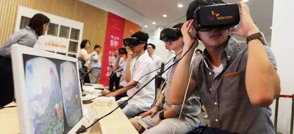 韩国电信发力5G网络虚拟现实增强现实服务