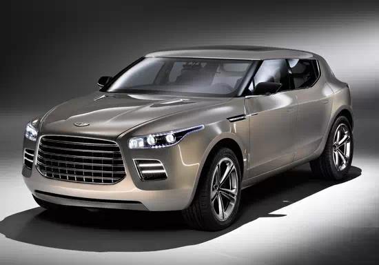 世界上最贵的SUV 帅爆了,看看就行了