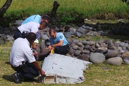 法国检方最新公布的消息显示,可以肯定在留尼汪岛上发现的襟副翼残骸来自MH370。