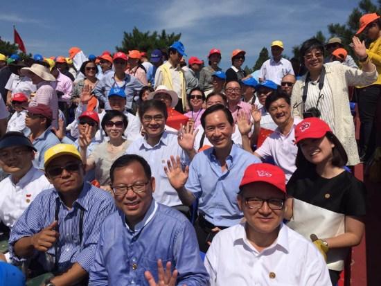 港区人大代表出席北京阅兵仪式,心情兴奋 香港大公报