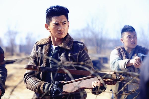 吴奇隆扮演的雷子枫