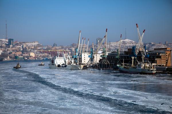 符拉迪沃斯托克自由港