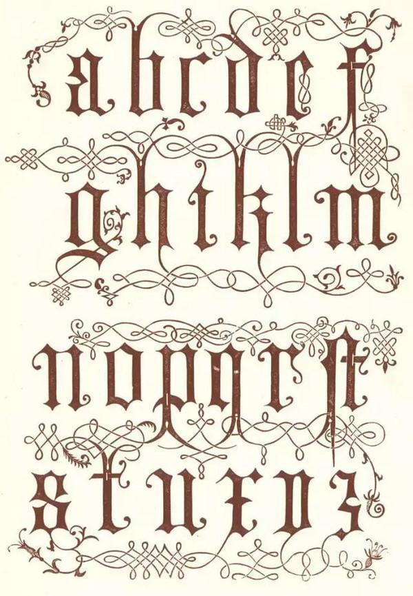 26个英文字母身世之谜 上