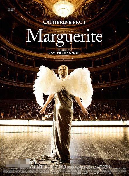 《玛格丽特》海报