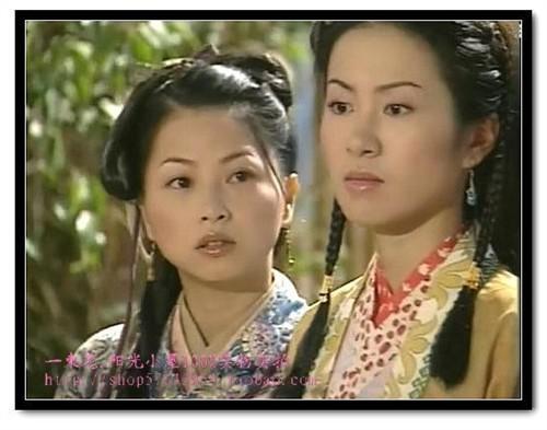 挺喜欢她和叶璇 再生缘图片