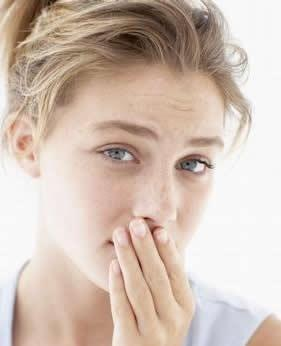 女人口臭原因_缺的是牙,缺的不仅是牙
