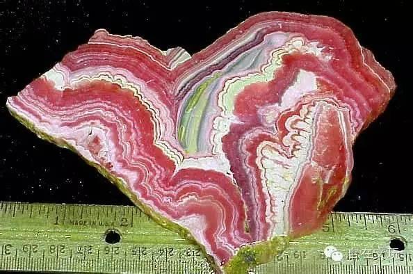 红纹石宝石的不同品级图解