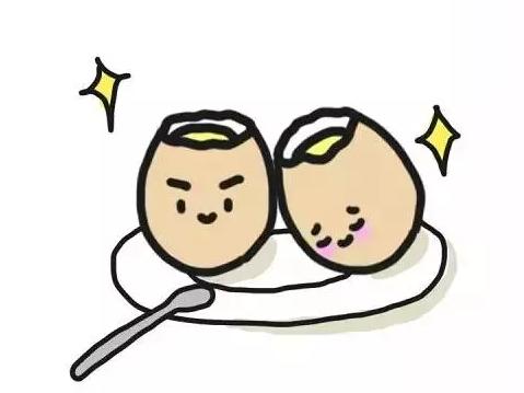 【爱大厨手绘食谱】萌萌哒蛋壳布丁