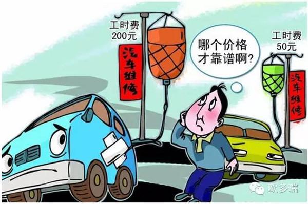 新政:《机动车维修管理规定》10修改