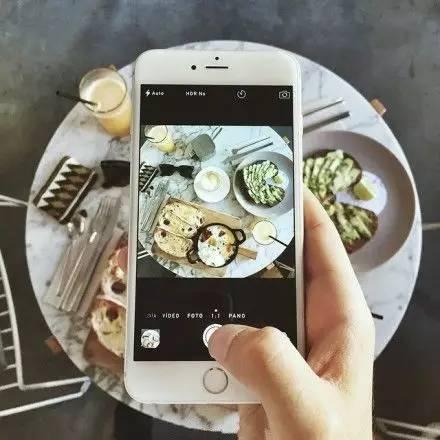 如何用手机拍美食更有逼格?教你几招拿去显摆?