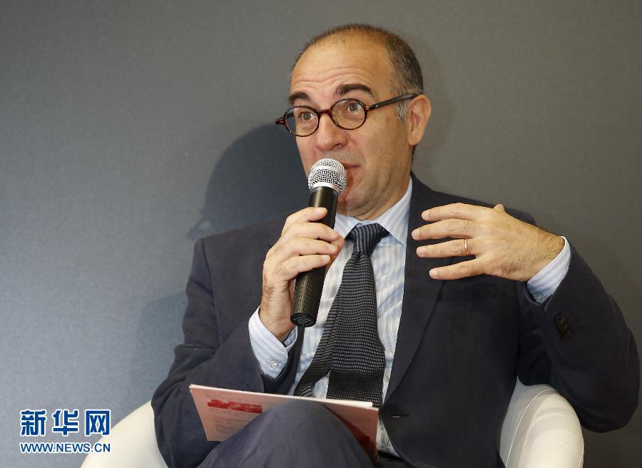 专访:意大利导演托拉多雷期待与中国电影人合