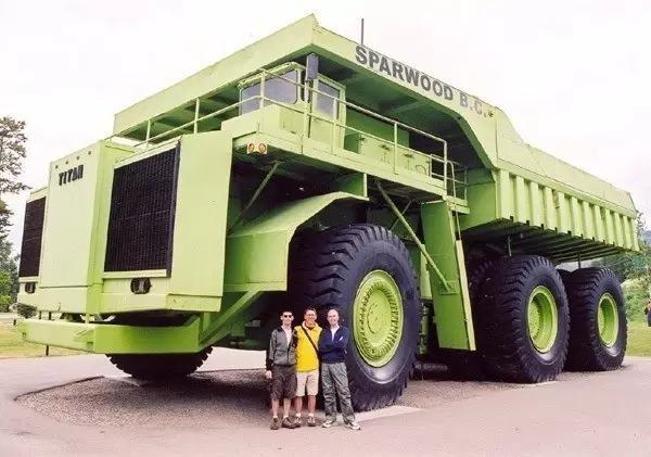 车_盘点世界最小,最长,最大的汽车