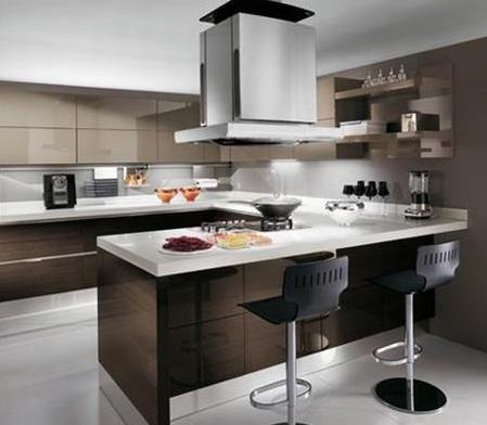 误区四:开放式厨房必定高端?请根据实际情况选择!图片