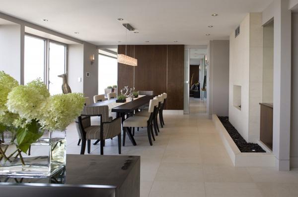 装修设计_现代豪华复式住宅设计