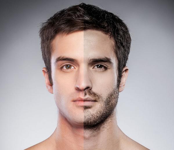 男人胡须长越快功才干越强大