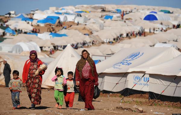 美国自 2011年以来只接纳了1500名叙利亚灾黎,而柏林州本年7月就接纳了1000名叙利亚灾黎