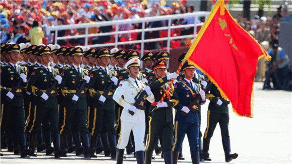 日媒:中国阅兵取得五大成就 已成美唯一对手(图)