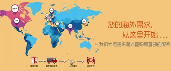 全球资讯_蔚海全球购 开启海外直购时尚品质新生活(组图)