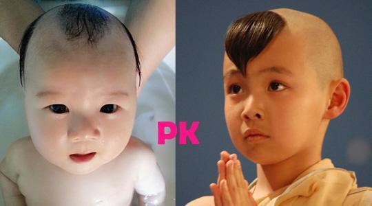让人笑哭的宝宝发型~这绝不是宝宝想要的!图片