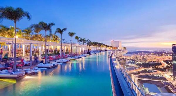 新加坡:滨海湾金沙酒店
