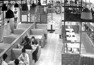 餐馆网络直播截图