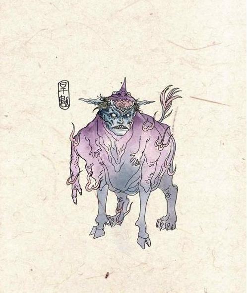 中国古代传说中的鬼怪大盘点居然有这个!