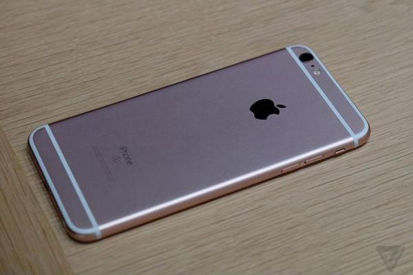 苹果iphone 6s/6s plus外观上手介绍