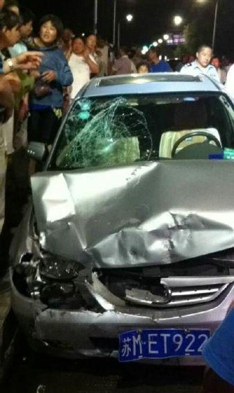 承德市高速交警刘三被抓_交通局中队长酒后驾车闹市连撞多人 逃逸时被抓-搜狐新闻