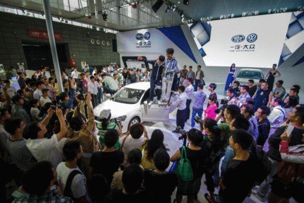 第11届安徽国际汽车展精彩回顾