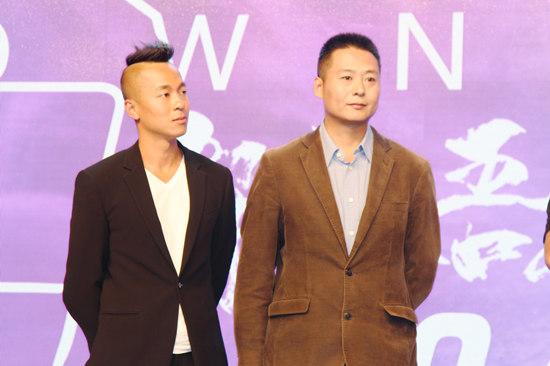 《吾先生》主题曲发布 蔡鹭遭刘德华调侃床戏图片