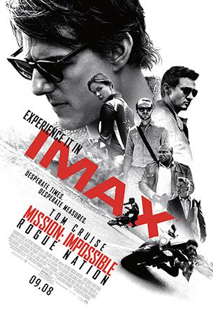 """影迷玩""""辛迪加"""" 《碟5》主创IMAX首映接受拷问 搜狐娱乐,弗格森,动作片,克鲁斯,辛迪加 影享力贴内图片"""