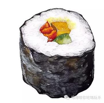 美童话萌系手绘插画