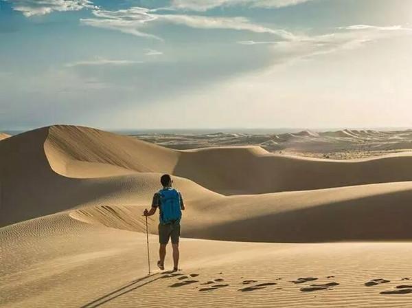 一个人,要走多少路,才能走出希望成为的样子?图片